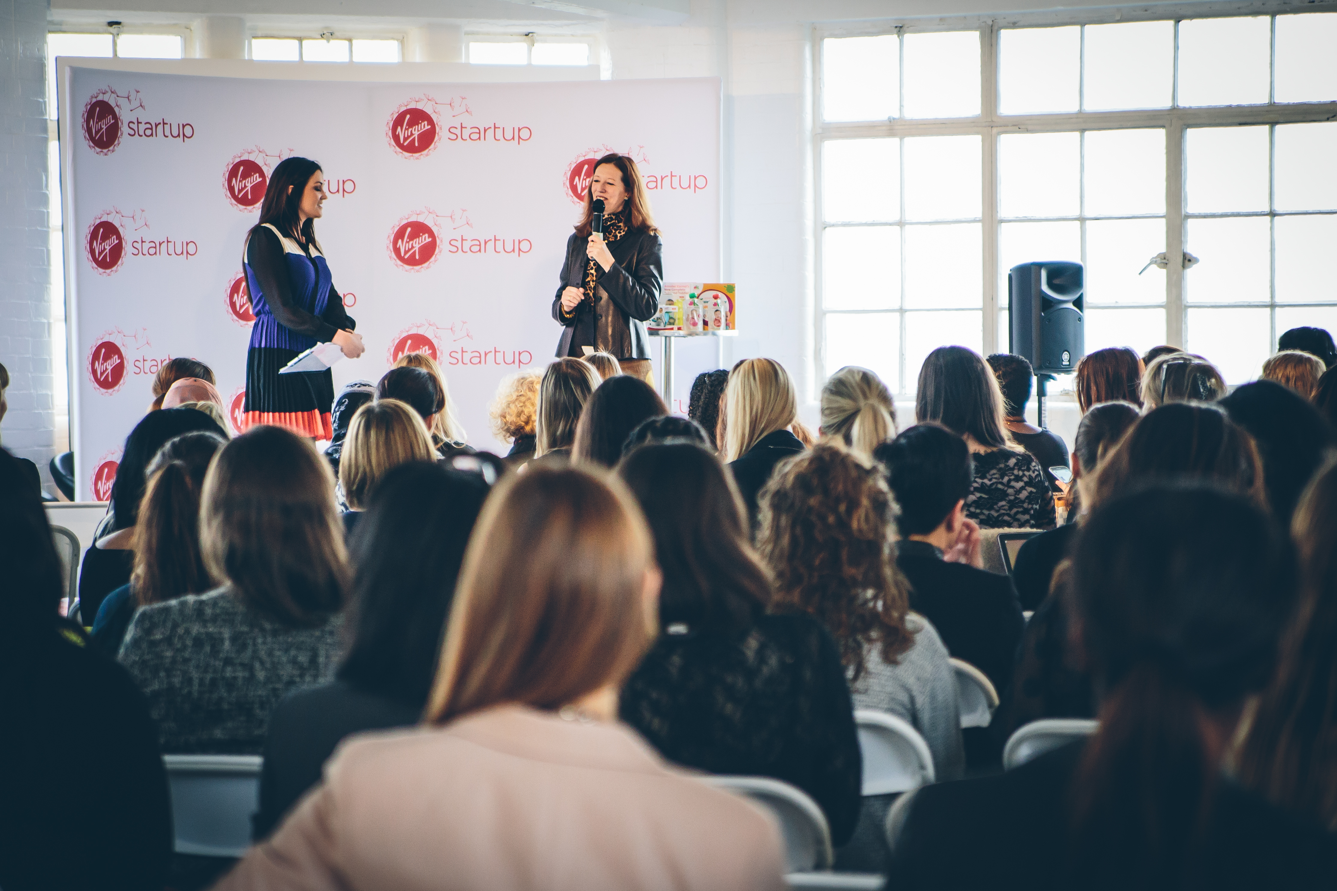 Virgin StartUp - What female entrepreneurs want to see