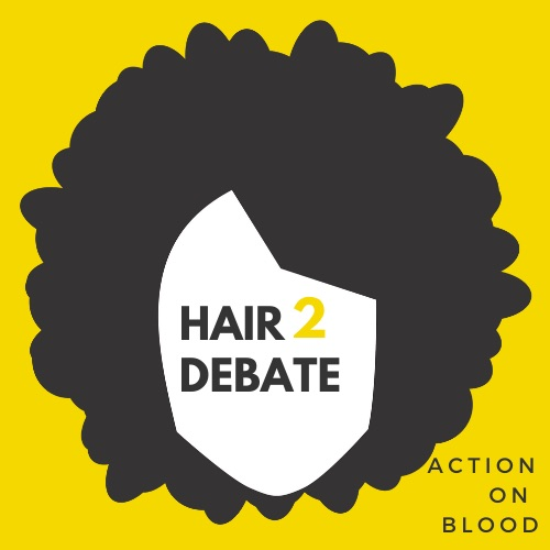 Logo of the Hair2Debate project