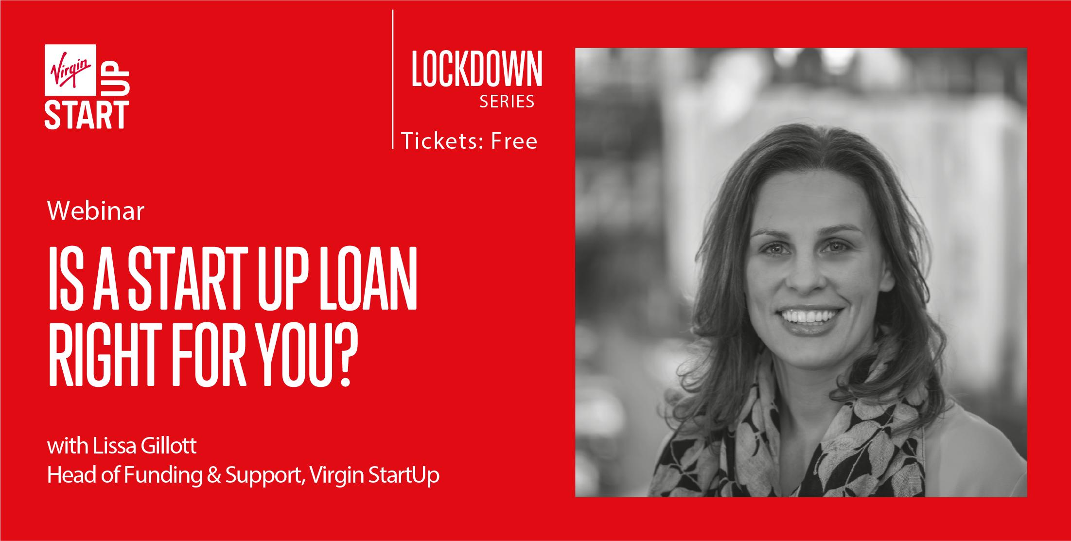 start up loan