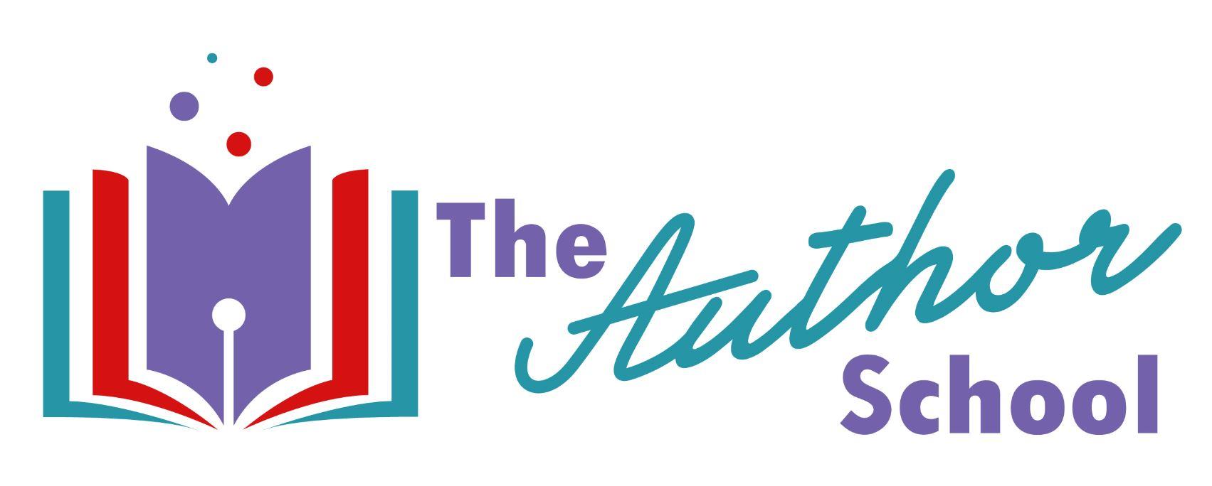 The Author School Logo - Virgin StartUp Loans