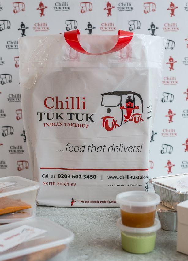 How to run a takeaway - Chilli Tuk Tuk