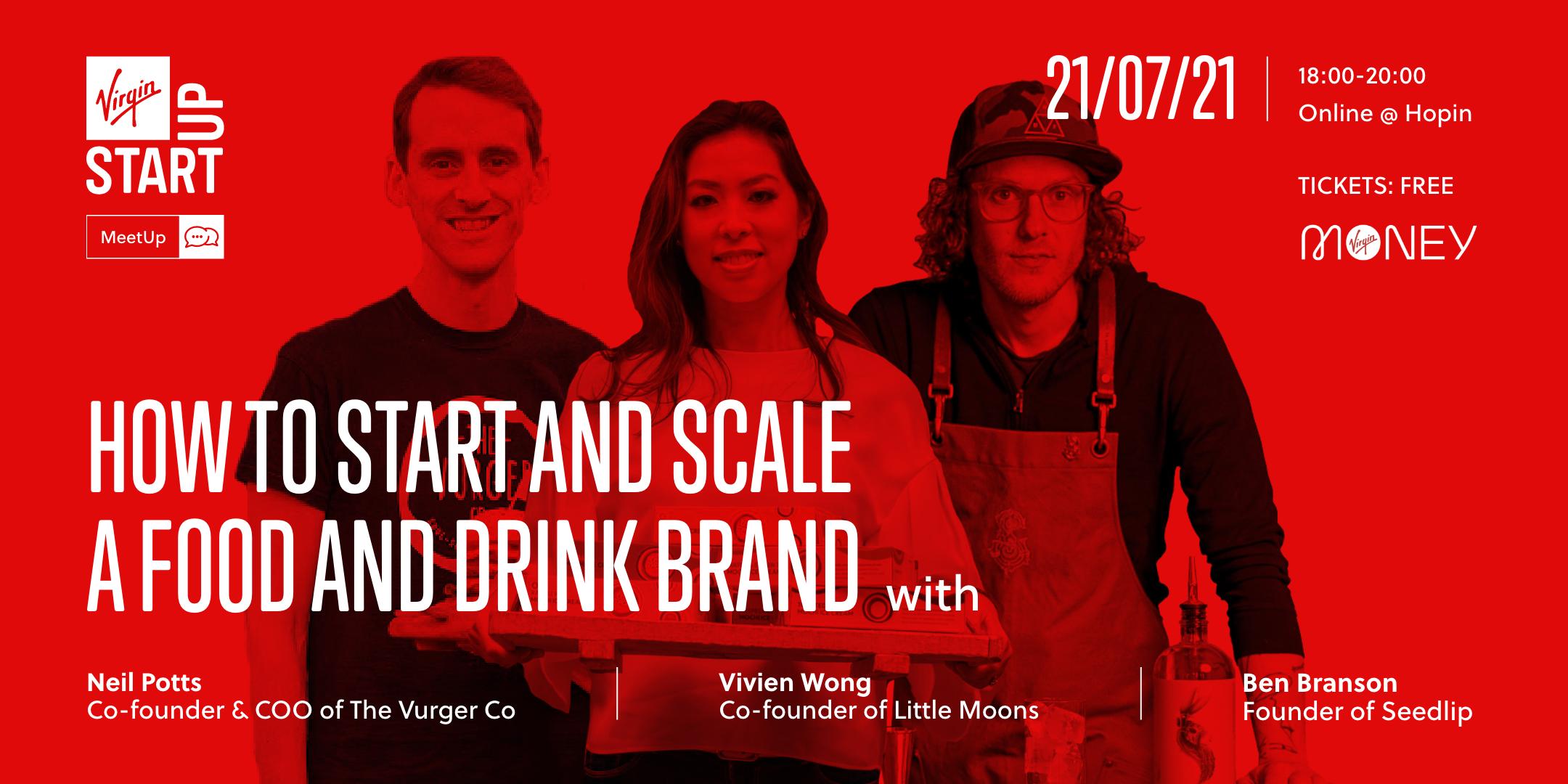 Virgin StartUp MeetUp