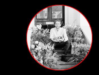Freddie, founder of Freddie's Flowers, will be speaking at our next MeetUp