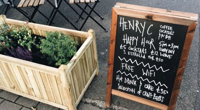 Henry C - StartUp of the Week