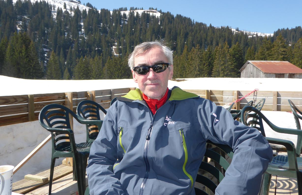 Mentor of the Month - Ian Monaghan