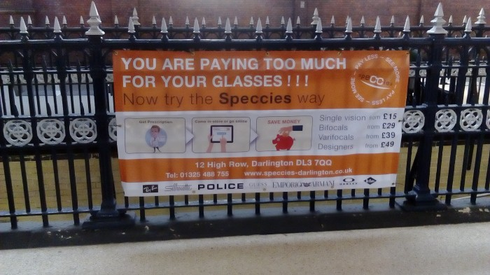 Speccies - How to sell at a train station, Virgin StartUp