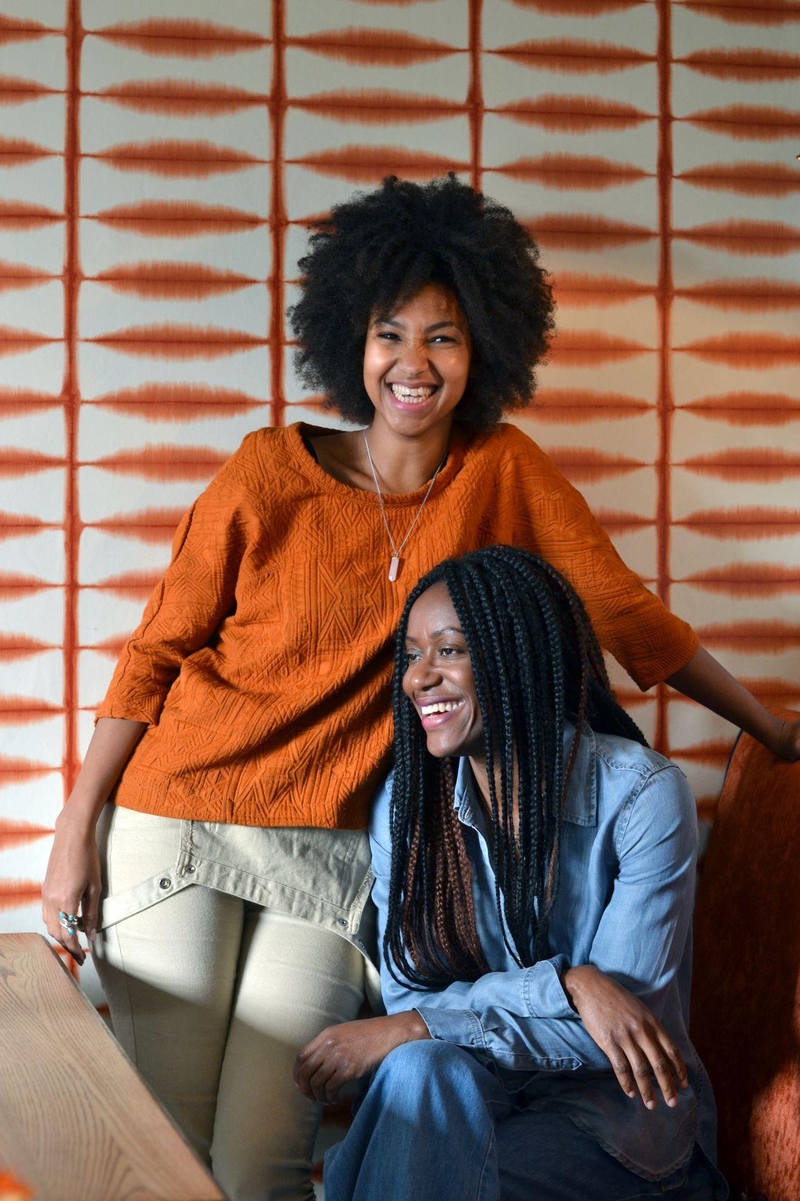 Photo of Liha Beauty founders