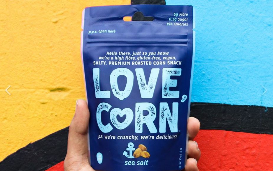Love Corn - Foodpreneur Reveal