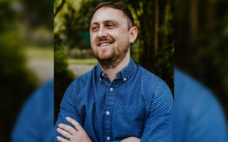 A photo of Ollie Collard, Virgin StartUp advisor