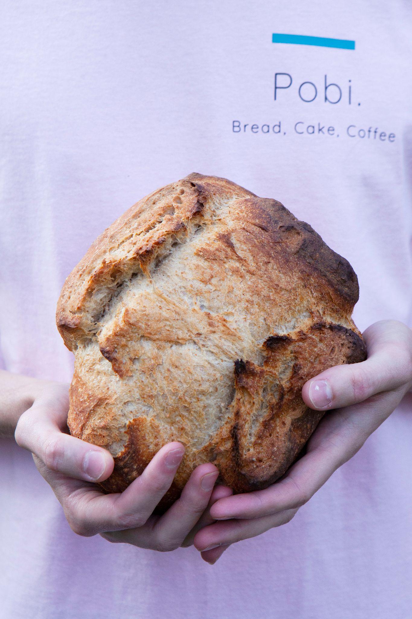 Bread from Pobi Bakery