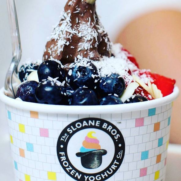 Sloane Brothers Frozen Yogurt Company