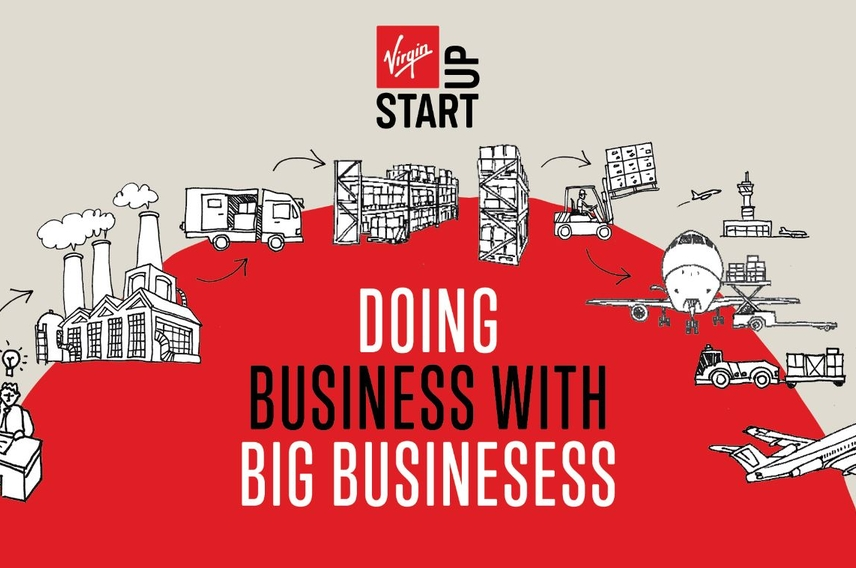 Doing Business with Big Business: the first speaker revealed