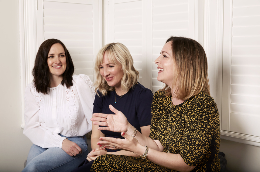 The founders of Fertility Circle