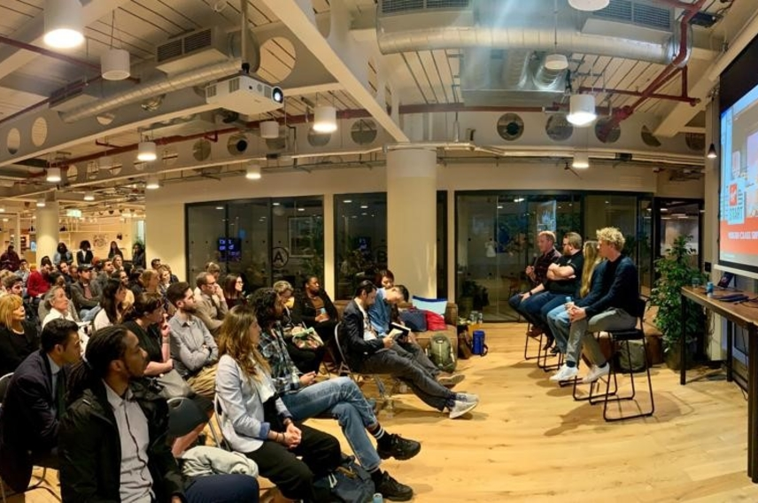 How to build a brand with Virgin StartUp