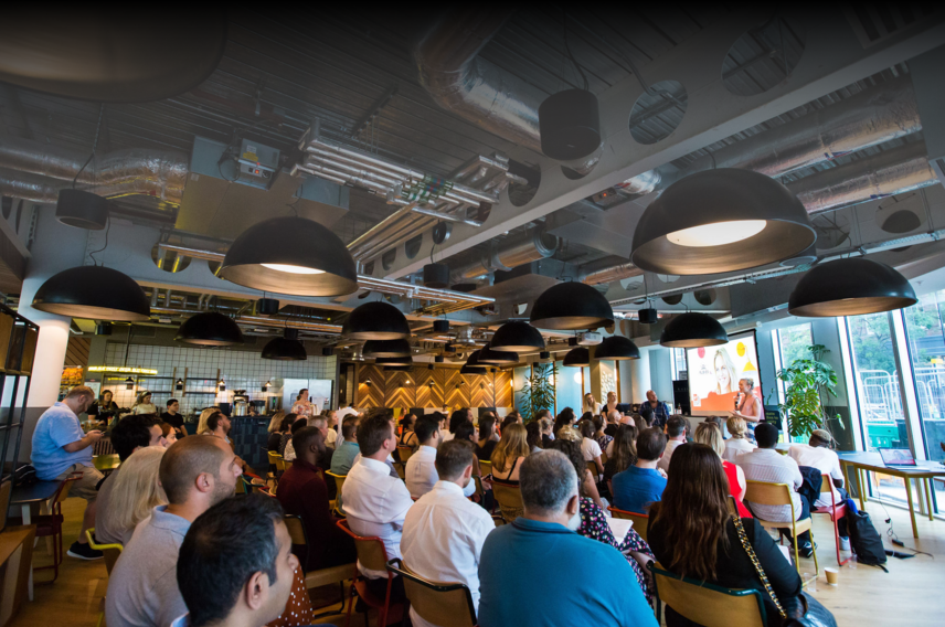 MeetUp Glasgow How to start and scale a FinTech business