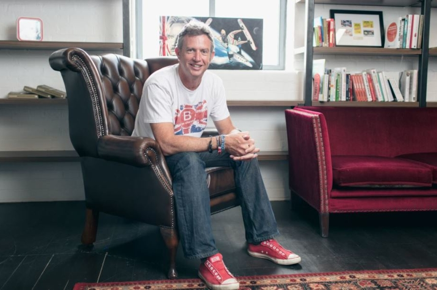 Paul Lindley - How I made it, Virgin StartUp