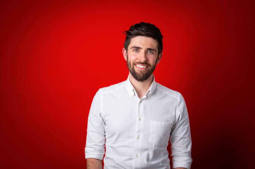 Virgin StartUp Managing Director Andy Fishburn