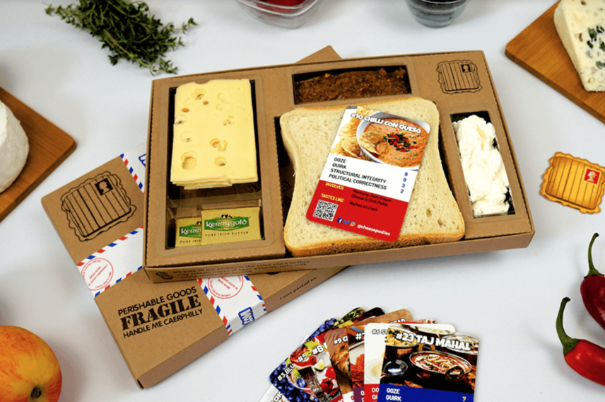 Cheese Posties - how Facebook Ads helped us grow our business