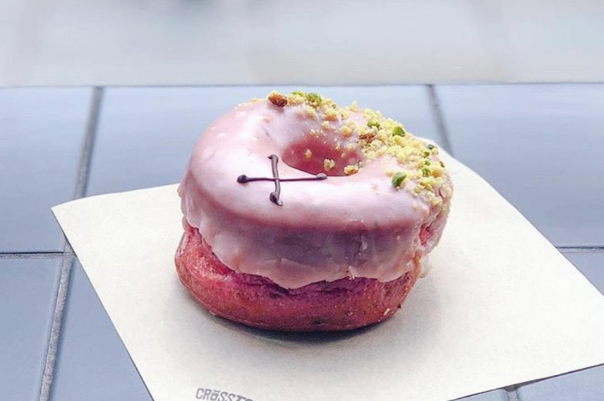 How I made it: Crosstown Doughnuts