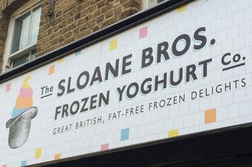 Sloane Brothers Frozen Yogurt Company