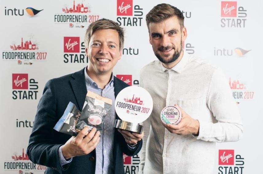 Virgin Foodpreneur winner - The Snaffling Pig