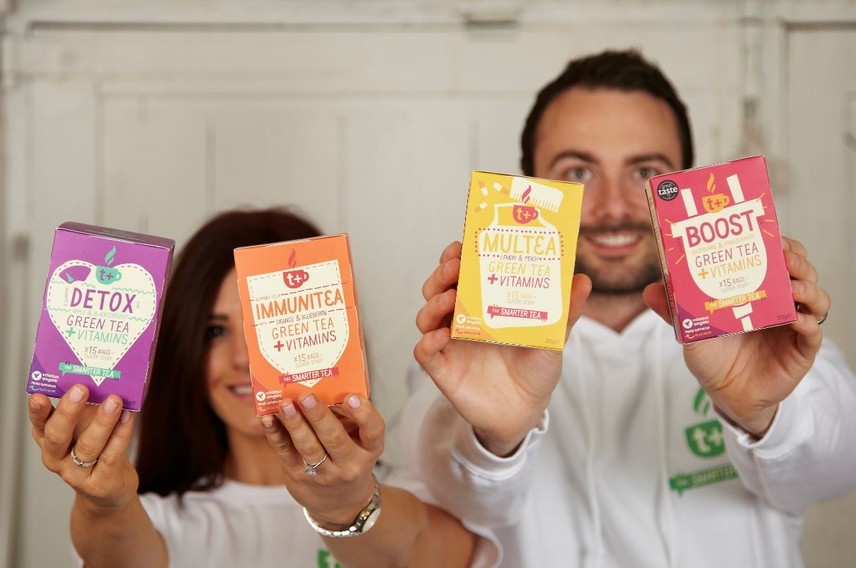 t plus drinks wins listing in Holland and Barrett