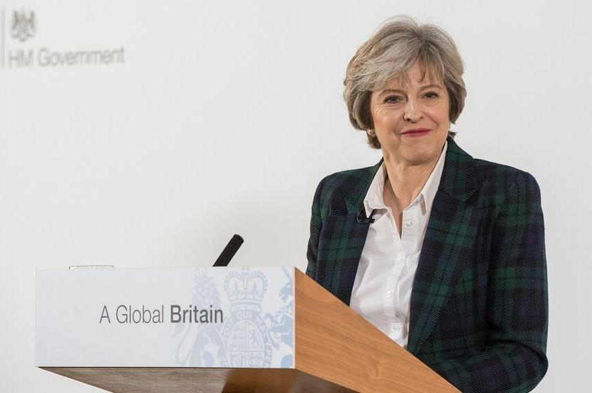 Theresa May - Post-Brexit