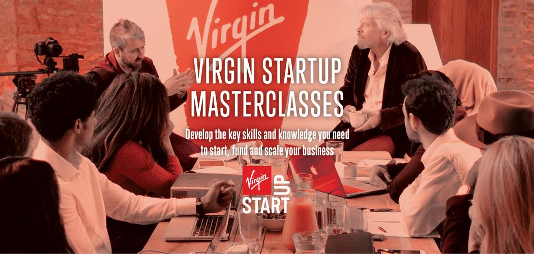 Virgin Start Up Masterclasses: Developing leadership skills