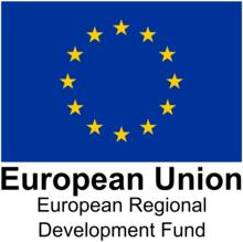 ERDF Portrait Logo Colour