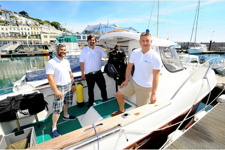 How to start a business in Torquay: Arc Marine