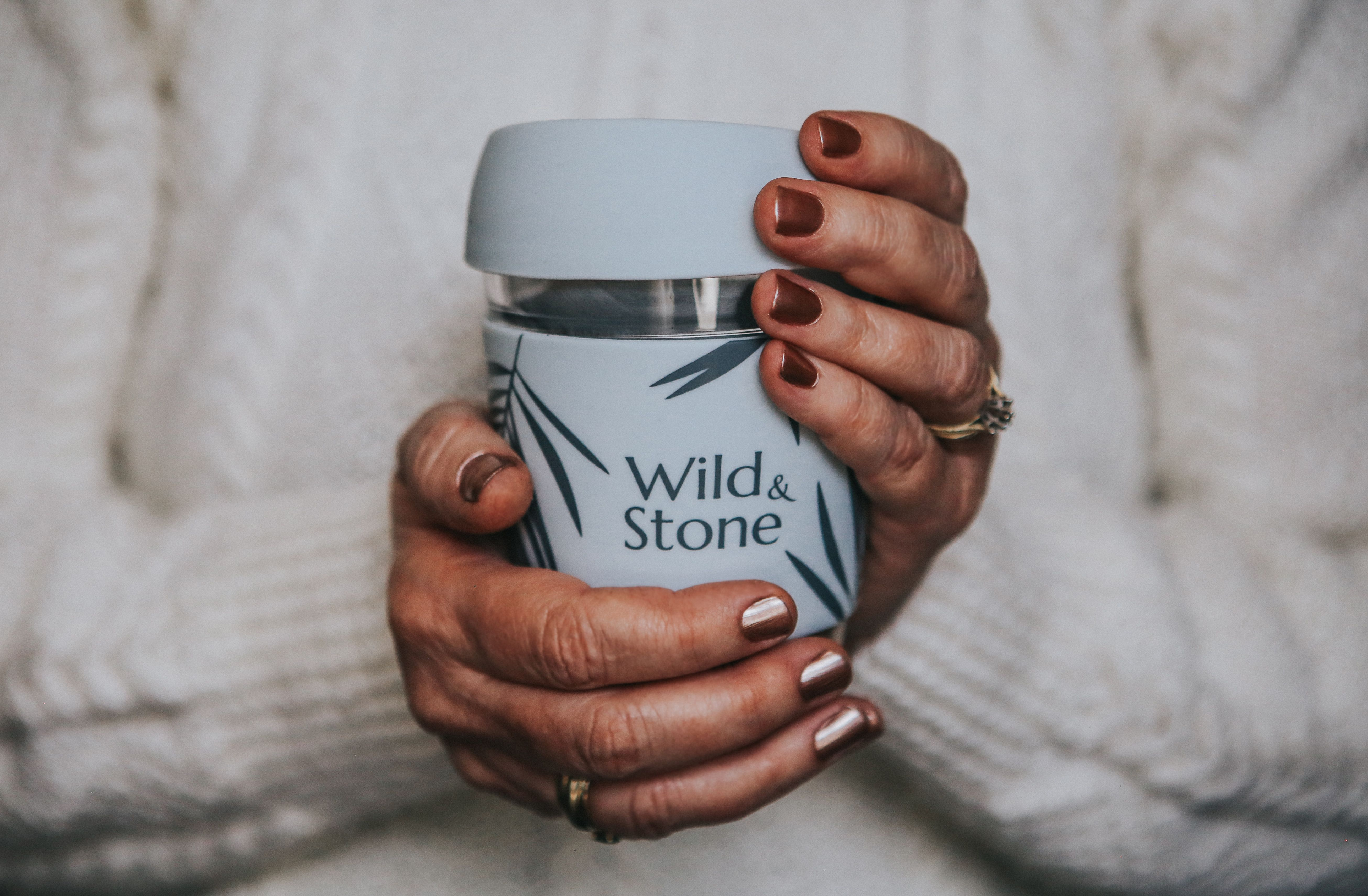 Wild & Stone reusable cup