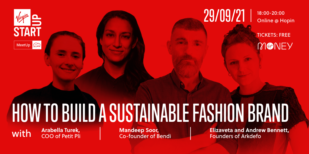 How to build a sustainable fashion brand