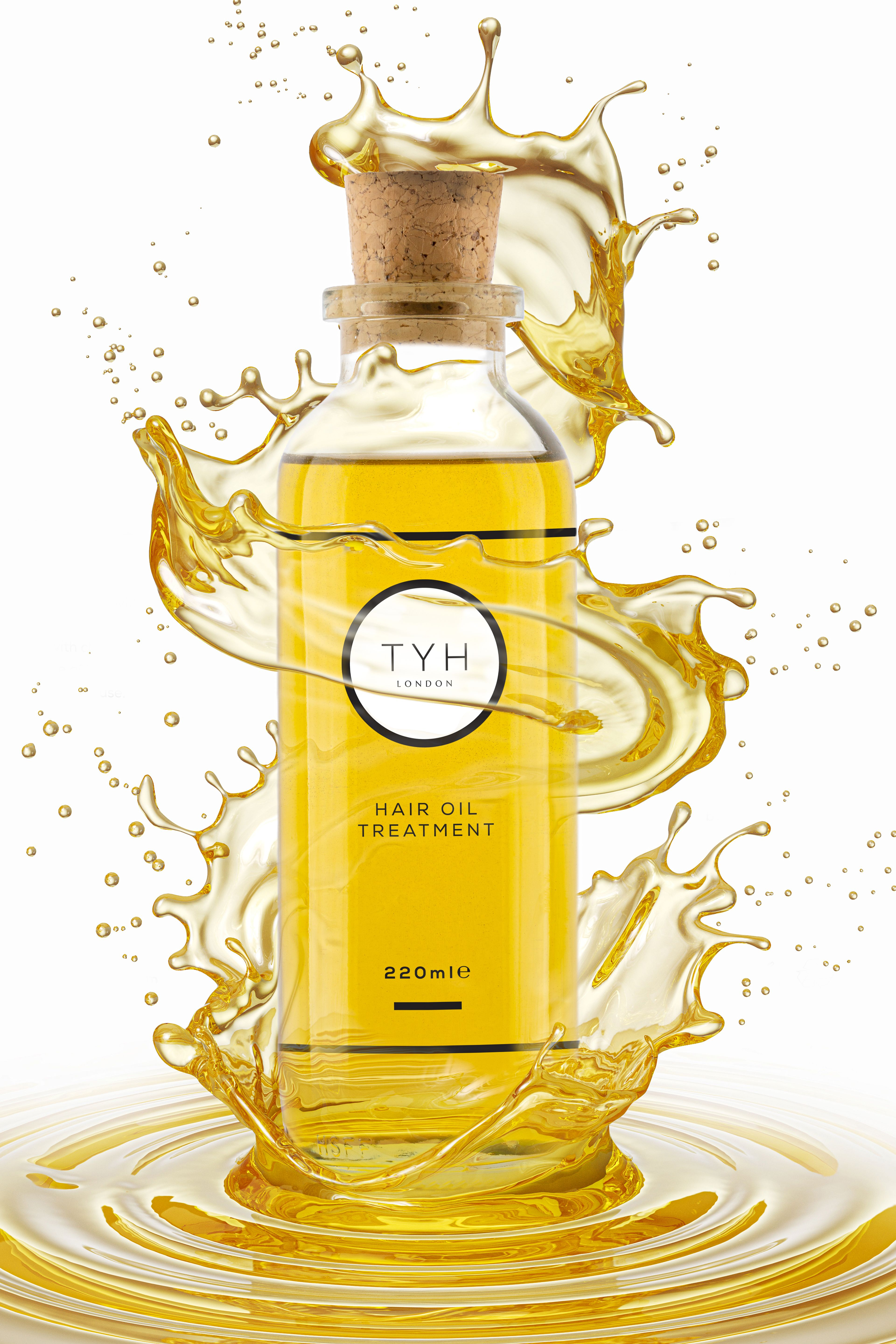 TYH London's haircare product
