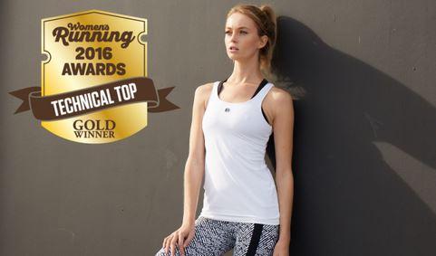 ZAAZEE win Gold in the Women's Runing Magazine Awards 2016